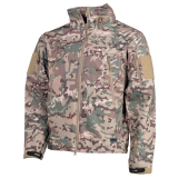 Bunda SCORPION Softshell, MFH - operation-camo