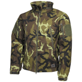 Bunda SCORPION Softshell, MFH - woodland CZ vzor 95