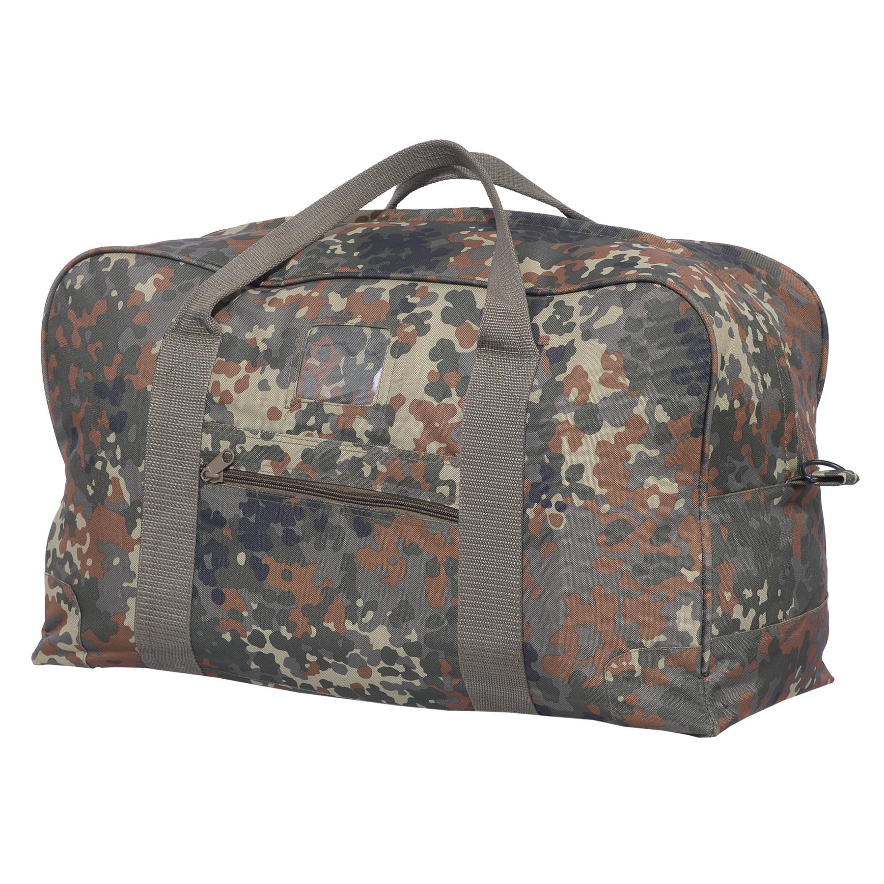 ea8b8330f Pentagon - cestovná taška BW flecktarn - nová