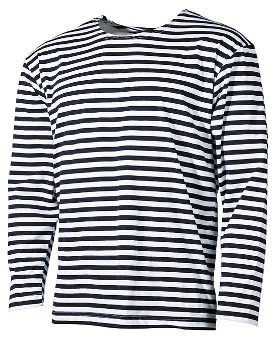 fa9cdebc5 Tričko námornícke, 100% bavlna, DLHÝ rukáv - RUSSIAN MARINE