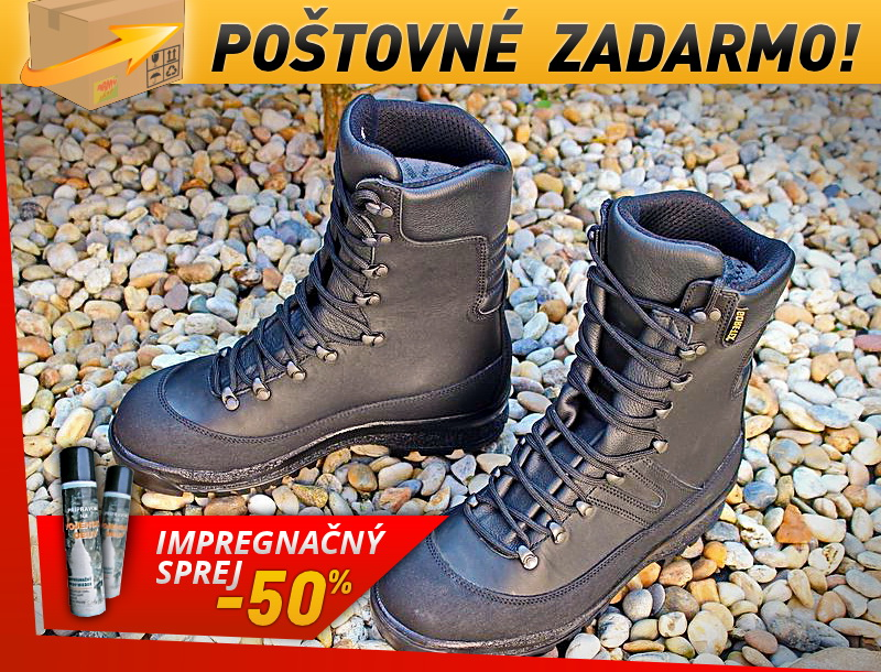 2cf2c0123ccb Zimá taktická obuv BOSP Force HD WINTER S09097 - GTX