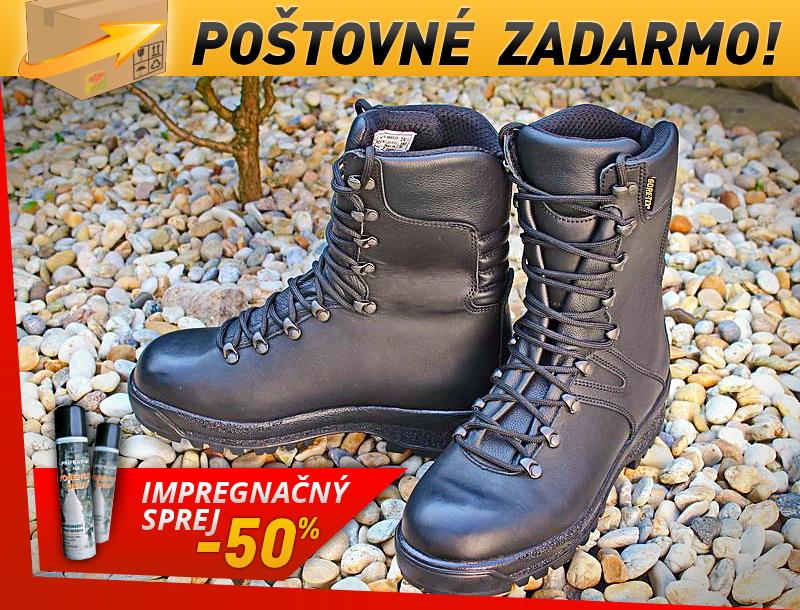 af51a05a7 Taktická vojenská obuv BOSP S09098 Force HD, Gore-tex