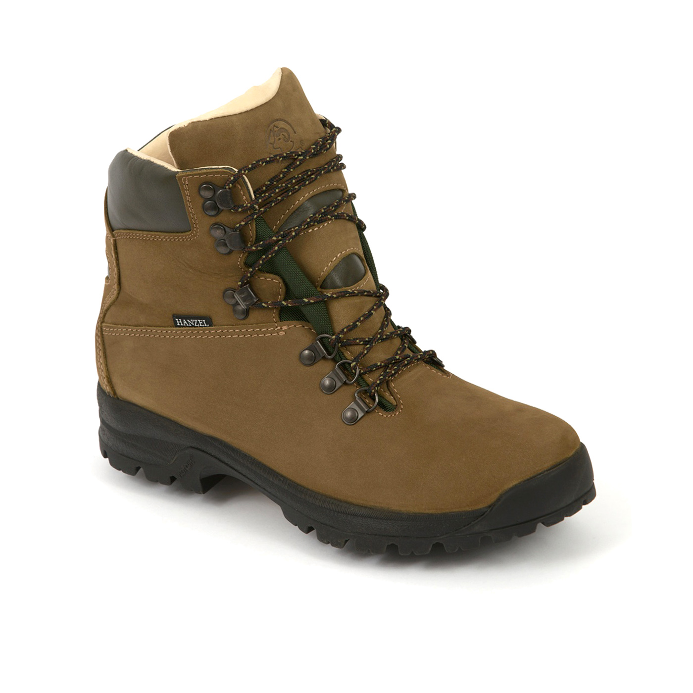 f2321fa4f4d8 Trvácna poľovnícka obuv z brúsenej kože s koženou podšívkou nie len pre  poľovníkov či turistov