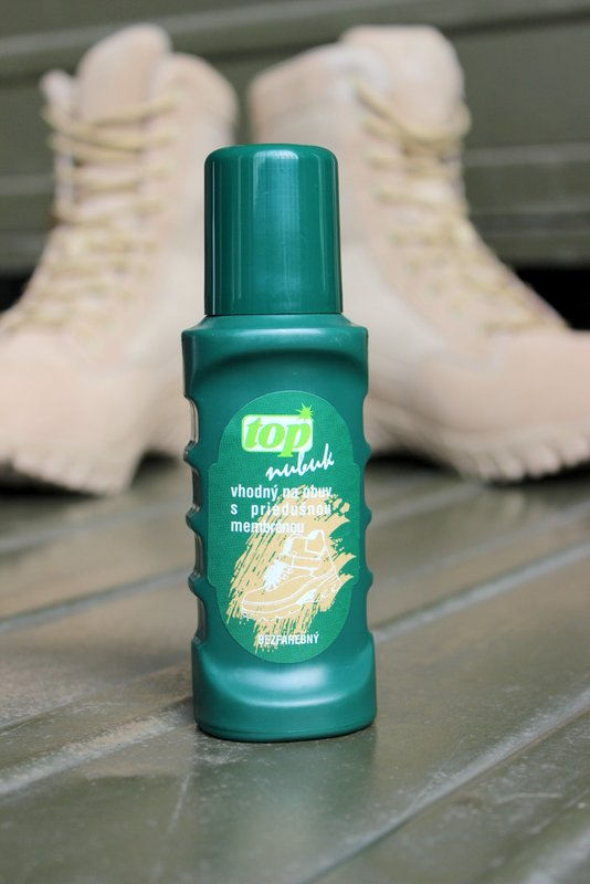 TOP nubuk, 75ml