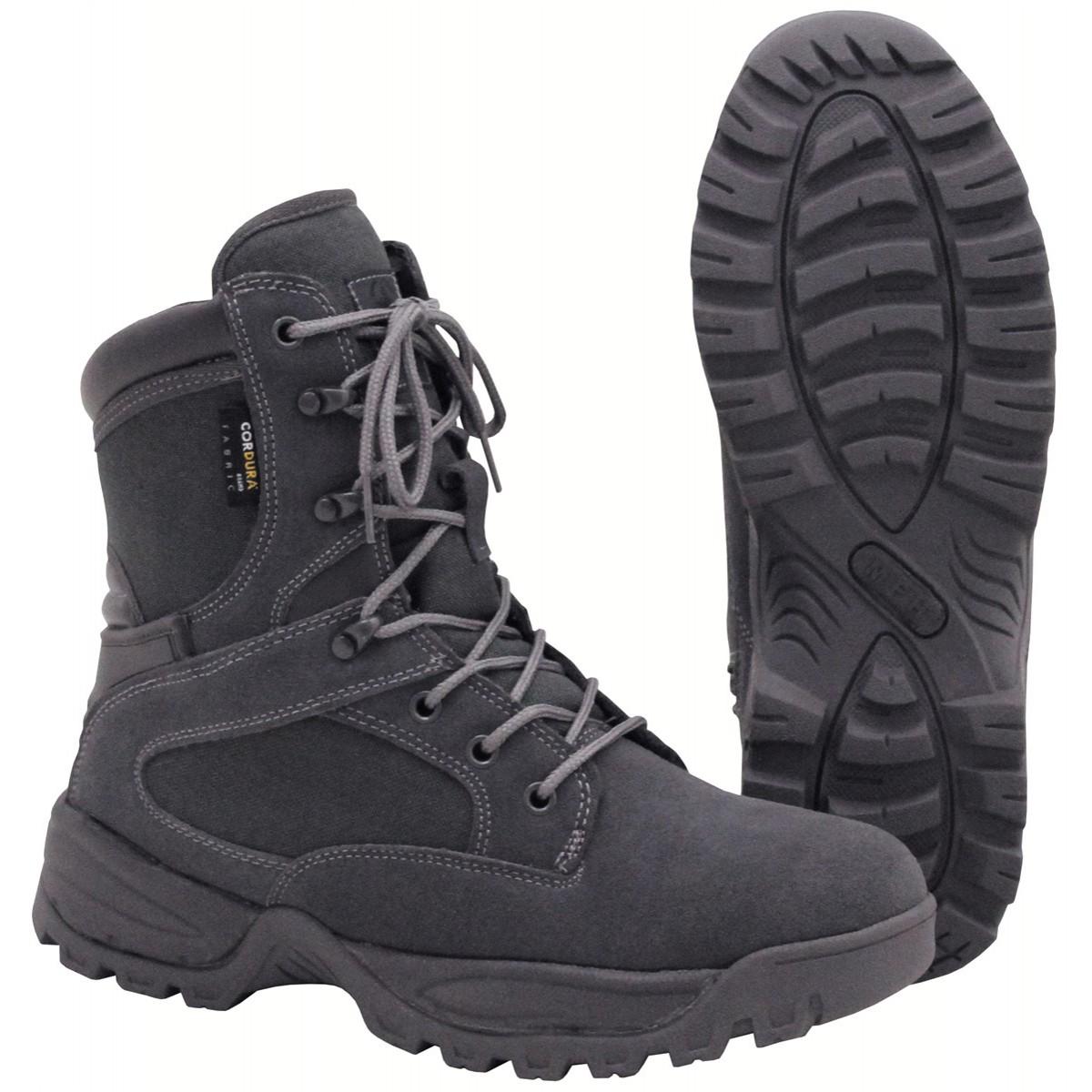 Členková outdoorová obuv MISSION b98bd886b43