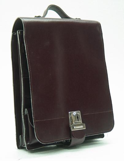 5f95651736 Brašňa na spisy - kovový klip - originál ČSĽA
