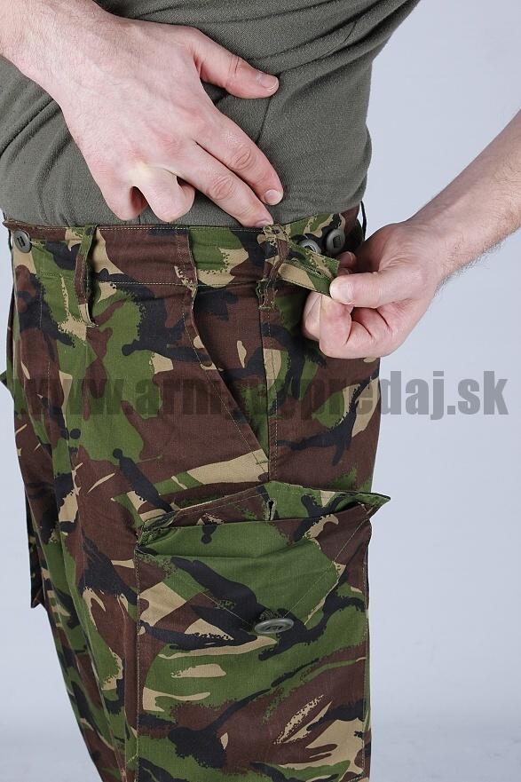 2154cdc47 Britské poľné nohavice COMBAT - ľahké, DPM woodland | Army shop