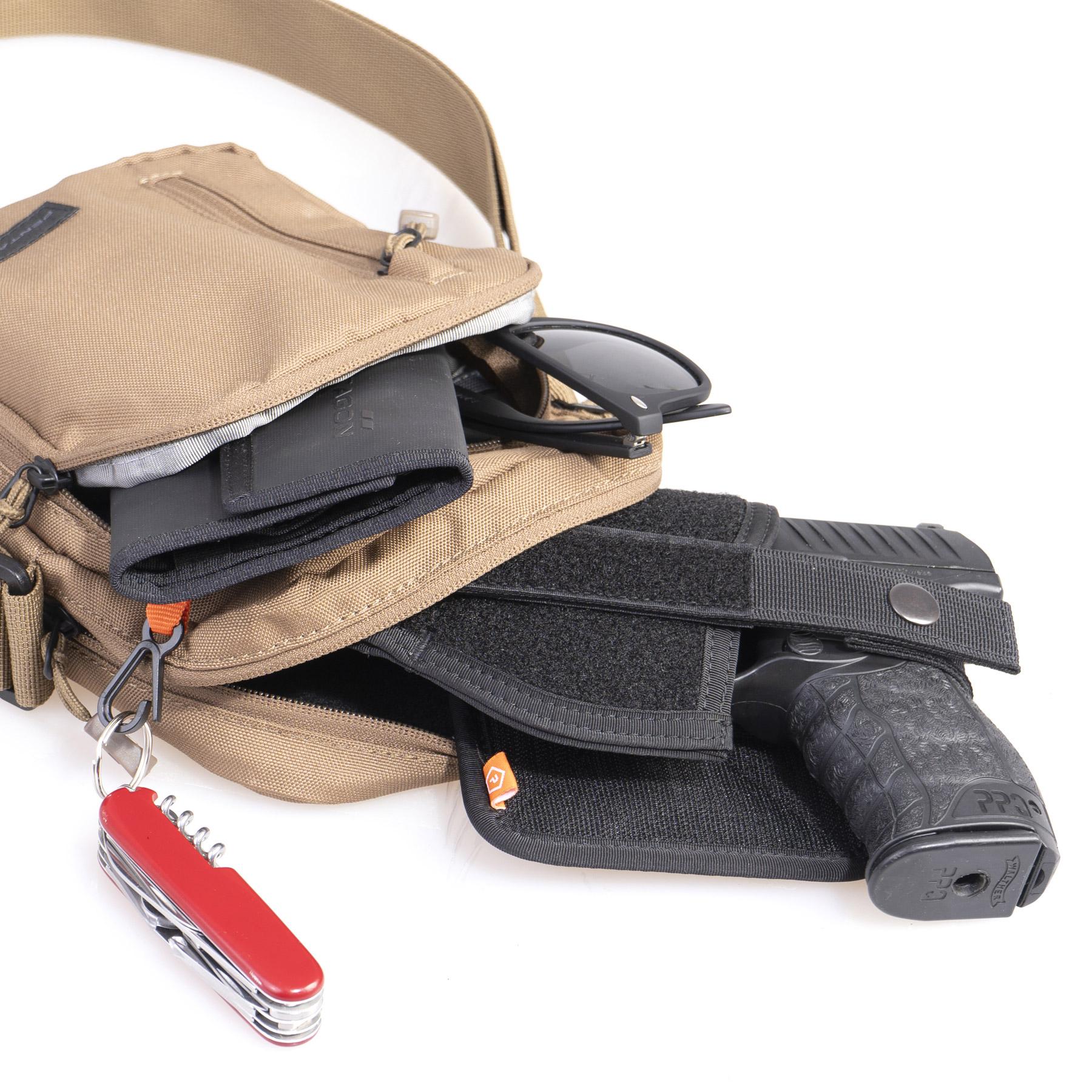 38c307b8f Pentagon KLEOS taška cez rameno - COYOTE | armyvýpredaj.sk | army shop