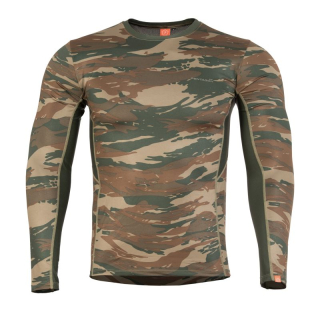 Pentagon APOLLO ACTIVITY SHIRT - funkčný nátelník - Greek Camo