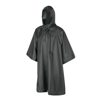 Helikon-Tex PONCHO U.S. MODEL univerzálne pončo 2 v 1 (celta) - SHADOW GREY