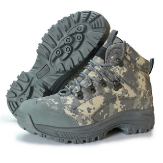 GURKHA TACTICAL ALL-TERRAIN - členková obuv, membrána - AT-Digital