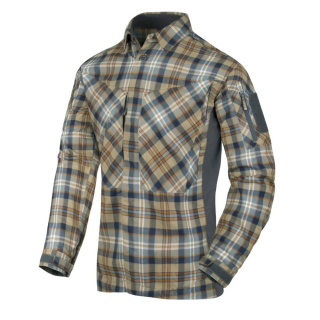 Helikon-Tex košeľa MBDU Flannel Shirt® - GINGER PLAID
