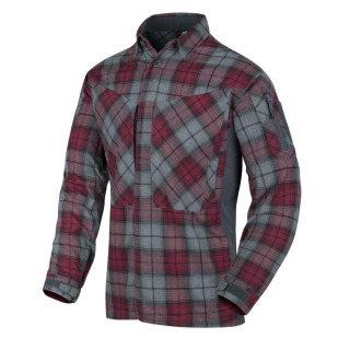 Helikon-Tex košeľa MBDU Flannel Shirt® - RUBY PLAID