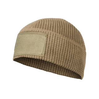 Helikon-Tex RANGE BEANIE CAP®, Grid Fleece - COYOTE