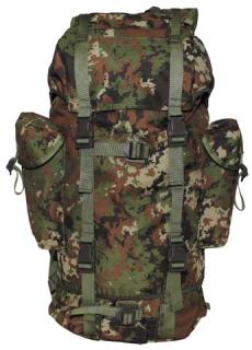 ac6906f439 Armádny bojový ruksak - 65 litrov - VEGETATO empty