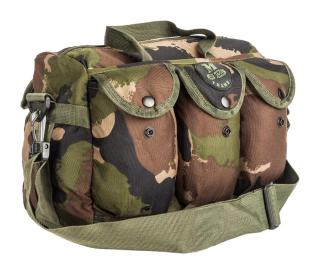 be4f525055 M-Tramp strelecká taška cez rameno B09 - WOODLAND empty