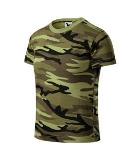 43a6ef1c299b Detské maskáčové tričko